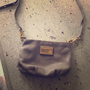 Marc by Marc Jacobs leather Q Percy crossbody bag
